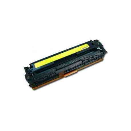 CB542A Toner HP Compatible Amarillo