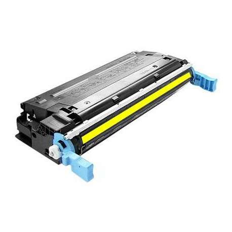 Q5952A Q6462A Toner HP Compatible Amarillo