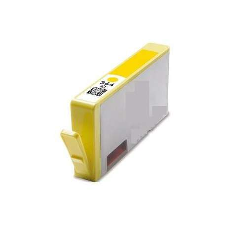 Cartucho HP 364 XL Amarillo Compatible CB325EE