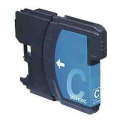 Lc-1100c Cartucho Brother Compatible Cian