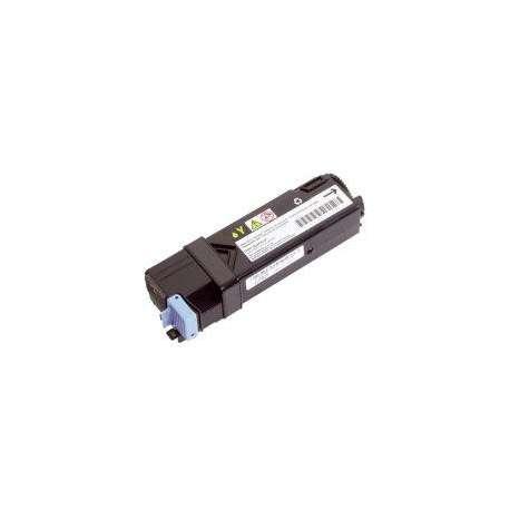 Toner Compatible DELL 2130 2135 Amarillo