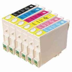 Cartuchos Epson T0481 T0482 T0483 T0484 T0485 T0486 Compatibles