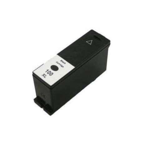 Cartucho Lexmark 100xl negro compatible