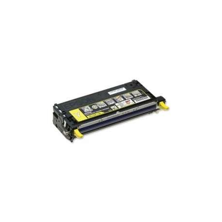 Toner Epson C2800 Compatible Amarillo
