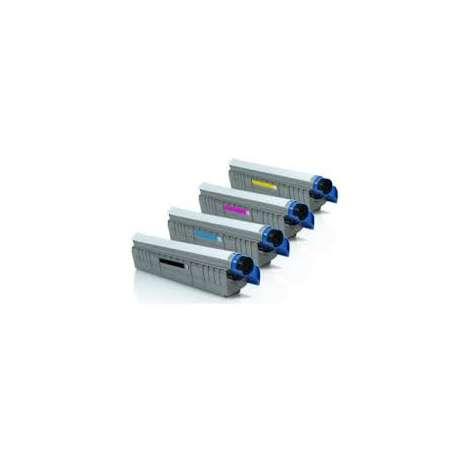 C810 C830 Toners OKI Compatibles