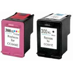 Cartuchos Compatibles HP 300