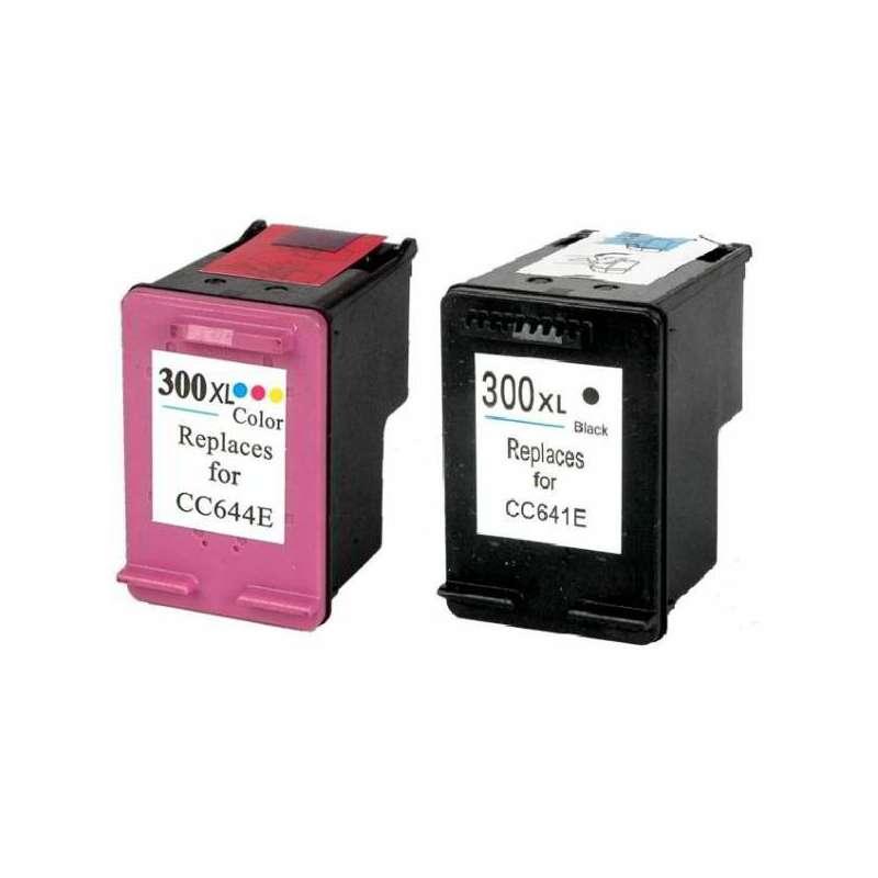 Cartuchos Compatibles HP 300 - ASTinta