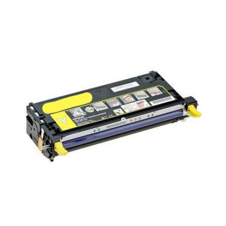 Toner Epson C3800 Compatible Amarillo