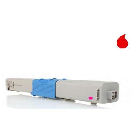 C301 C321 Toner OKI Magenta Compatible