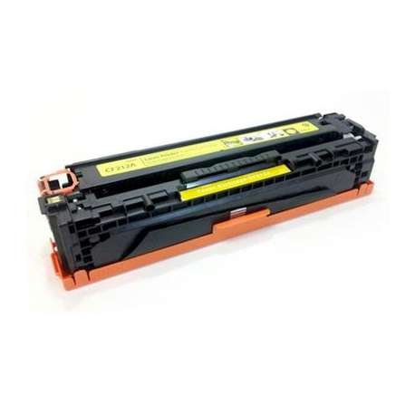 CF212A Toner HP Compatible Amarillo