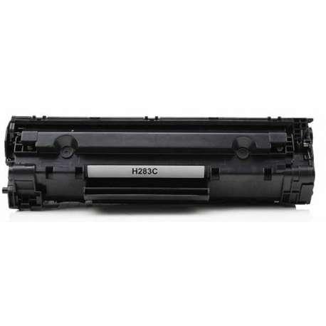 CF283A Toner HP Compatible Negro