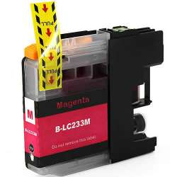 Lc-223m Cartucho Brother Compatible Magenta