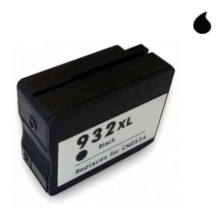 Cartucho HP 932xl Negro Reciclado CN053AE