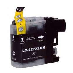 Lc-227xl Cartucho Brother Compatible Negro