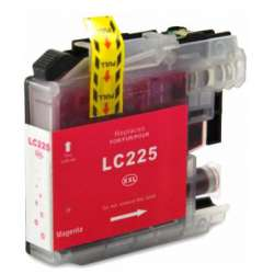 Lc-225xl Cartucho Brother Compatible Magenta
