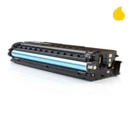 CLP-506Y Toner Samsung Compatible Amarillo
