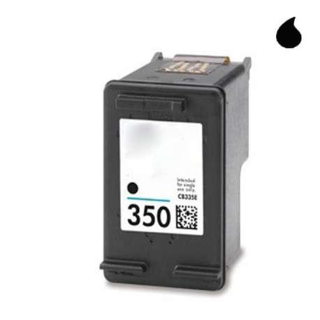 CB335EE Cartucho Reciclado HP 350 Negro