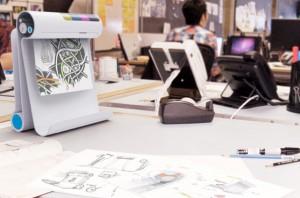Impresora de Cera Ecológica