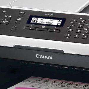 Solucionar error en los cartuchos de impresora canon