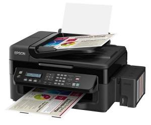 Impresora Epson Ecotank L555