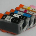 Que son los cartuchos de tinta PGBK en impresoras Canon