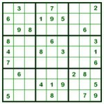 Sudoku gratis para Imprimir