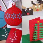 Postales o Tarjetas de Navidad para imprimir
